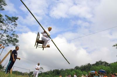Kuntulan Semangkung, tradisi dari ujung Kecamatan Punggelan