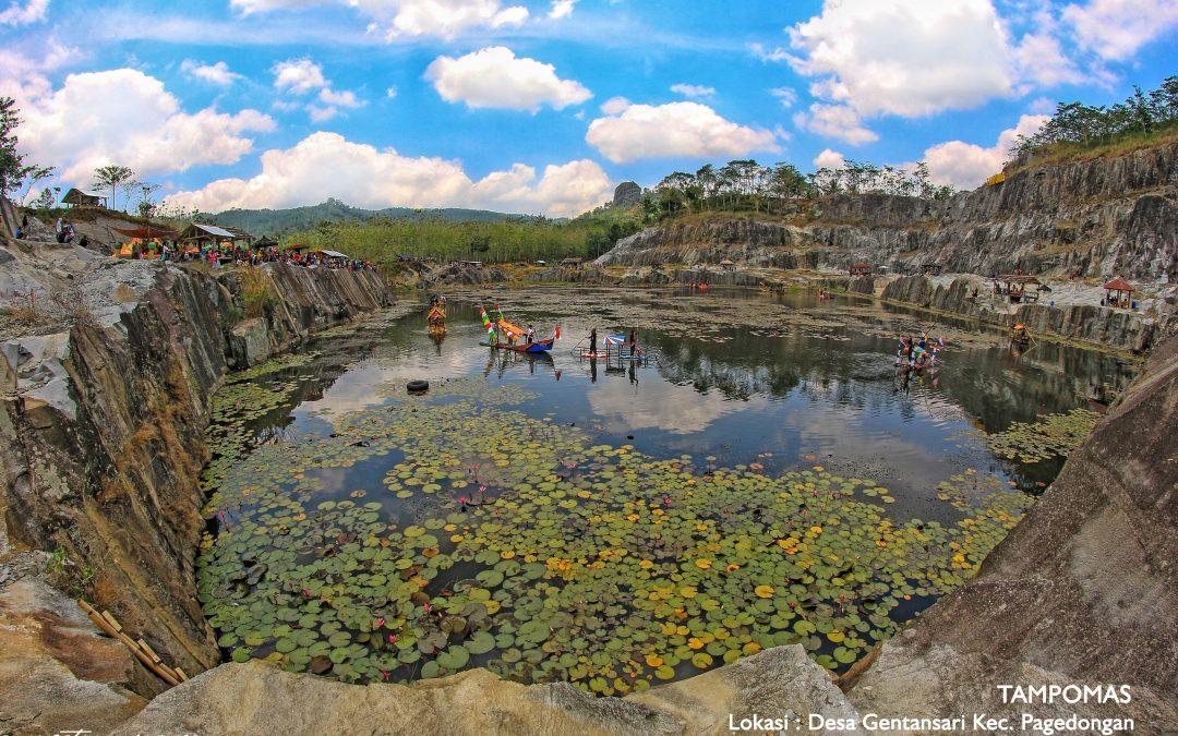Pesona Danau Di Tengah Gunung Tampomas