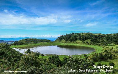 Telaga Dringo, Ranukumbolo Tersembunyi di Kabupaten Banjarnegara
