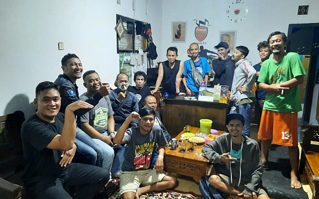 KSB : Komunitas Sablon Banjarnegara