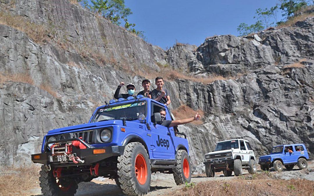 Offroad (Jeep Adventure) di Tampomas Banjarnegara ? Ayo !!