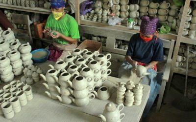 Keramik Klampok, Cinderamata Khas Banjarnegara