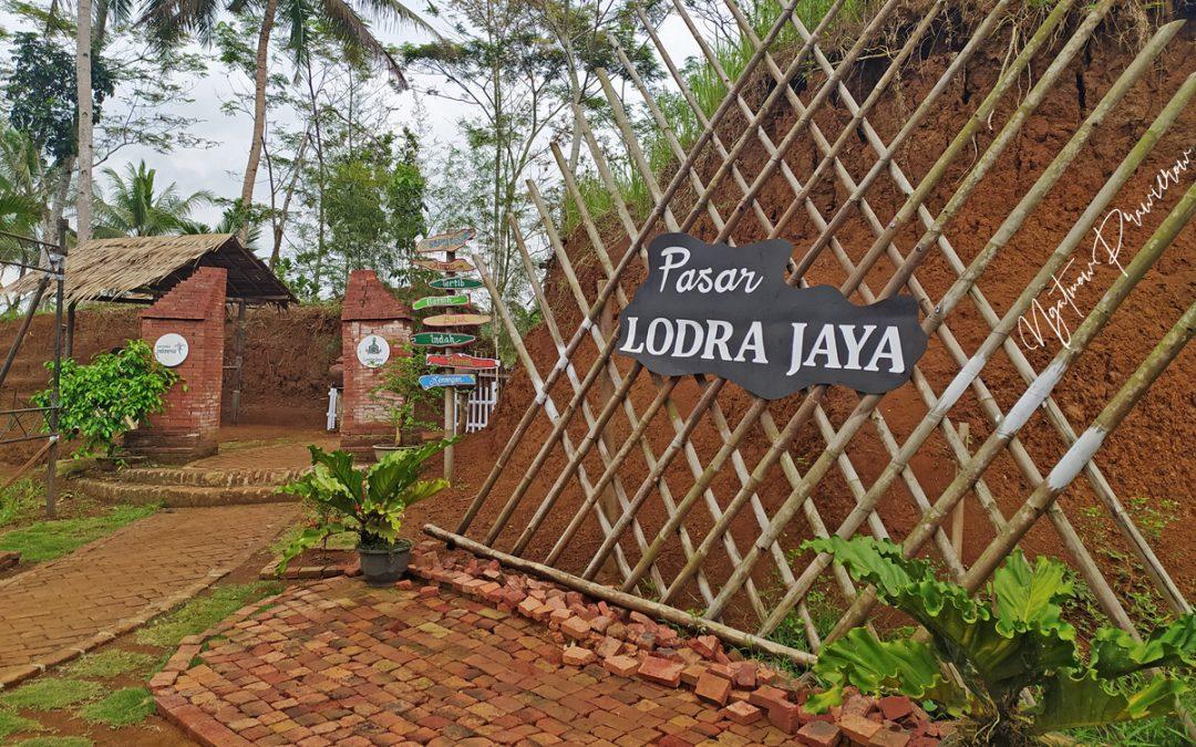 Pasar Kuno Lodra Jaya, Wisata Pasar Tradisional Kekinian