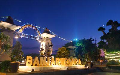 Alun Alun Banjarnegara dan icon kota yang istimewa